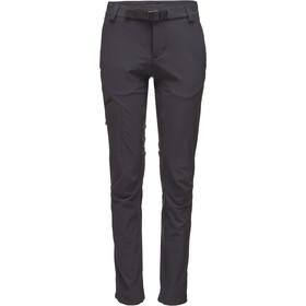 Black Diamond Alpine Pants Dame smoke